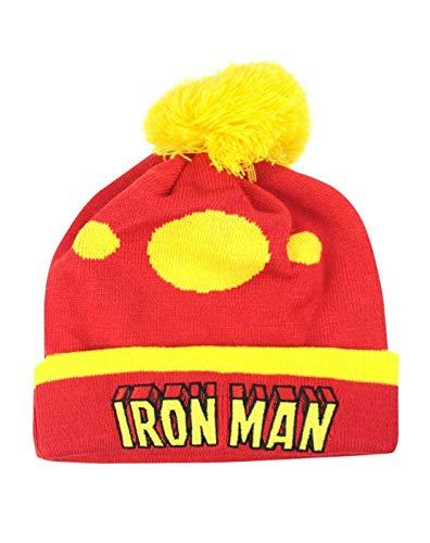 Iron Man Retro Original Bobble Hat