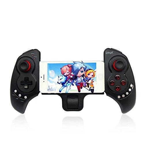 Ipega PG-9023 -Mando de juego con Bluetooth, Negro