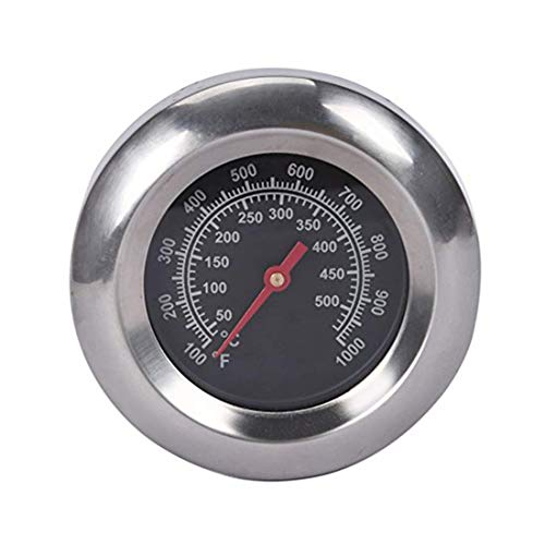 GasSaf 7.6cm Smoker Oven Thermometer BBQ Charcoal Pit Grill Temperature...