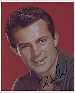 robert conrad autograph