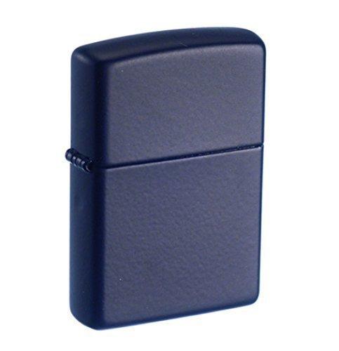 Original Zippo Basic Navy Blue Matte - Dunkelblau Matt