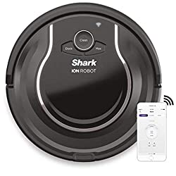 Shark ION Robot Vacuum With Wi-Fi and Voice Control