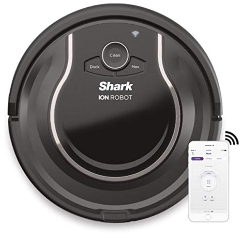 Shark ION Robot Vacuum R75 with Wi-Fi and ...