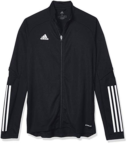 adidas Damen Condivo 20 Trainingsjacke, Black, M