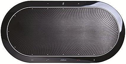 Jabra Speak 810 Speakerphone (Non-Wireless) | Bluetooth, USB, NFC, 3.5mm inputs | Compatible with UC, Softphones, Smartpho...