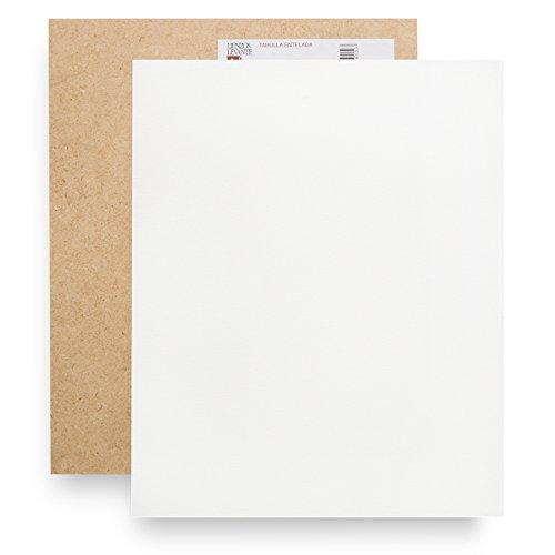 Lizos Levante 0611366030 - Bespannen plankje 55 x 46 cm, 10F, met acrylprimer