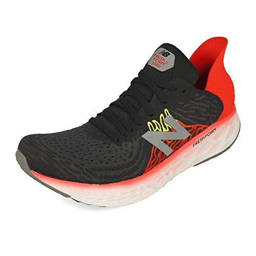 New Balance M1080, Zapatillas para Correr de Diferentes Deportes para Hombre, Otro Negro, 45.5 EU