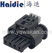 Davitu 1set 4pin Nitrox Sensor Connector Hessmann Connector Plug Oxygen Sensor Connector 872-617-541 805-122-541 - (Color: Female, Pins: 1set)