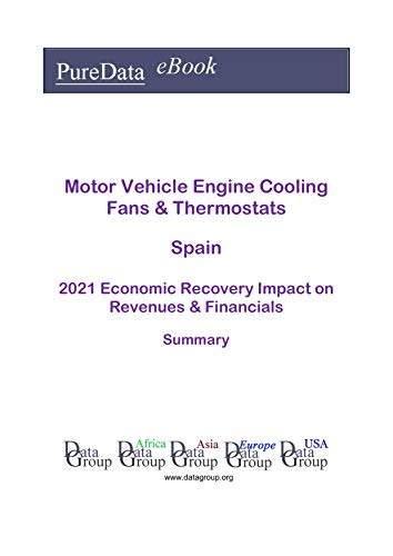 Motor Vehicle Engine Cooling Fans & Thermostats Spain Summary: 2021 Economic Recovery Impact on Revenues & Financials (English Edition)