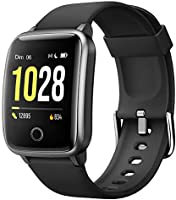 Willful Montre Connectée Femmes Hommes Smartwatch Montre Sport Podometre Cardiofrequencemètre Montre Intelligente Etanche...