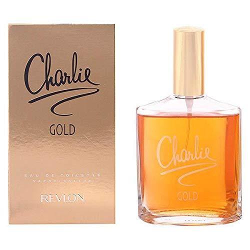 Perfume para mujer Charlie Gold Revlon EDT