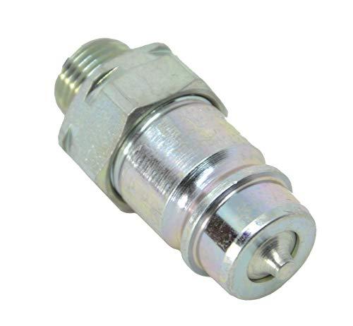 Hydraulikkupplung Stecker BG3 12L AG M18x1,5