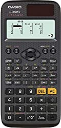 Casio fx-85 is the UK's best-selling Dual-powered Scientific calculator. fx-85GTX is the new upgraded version of the fx-85gtplus Solar powered with a battery back up. Allowed in every UK exam where a calculator can be used Recommended and approved fo...