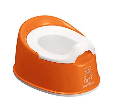 BABYBJÖRN Pot Smart, Orange