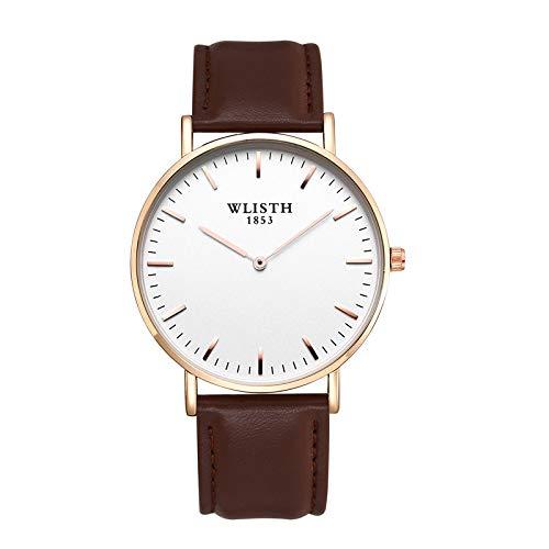Watches, Mens Full Stainless Steel Luminous Quartz Watch Fashion Casual Business Wristwatch Waterproof