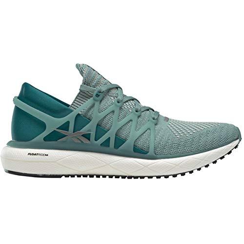 Reebok Women's Floatride Run 2.0 Running Shoe - Color: Green Slate/Heritage Teal/Black (Regular Width) - Size: 7
