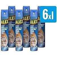 Alex - Limpiador Atrapapolvo para todo tipo de suelos - Pack de 6 x 750 ml