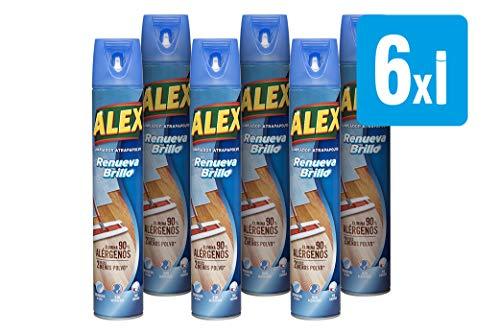 Limpiador Renueva Brillo Alex Pack de 6