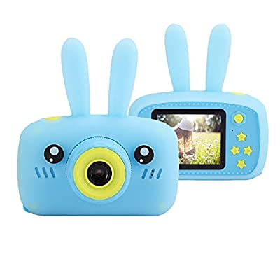 Tonysa Instant Print Camera for Kids, 0 Ink Toy Camera with Printing Paper, for Boys and Girls FHD 1080P Anti-Drop Kids Camera Rechargeable Shockproof Camcorder Camera with 2.0 inch Screen from Tonysa