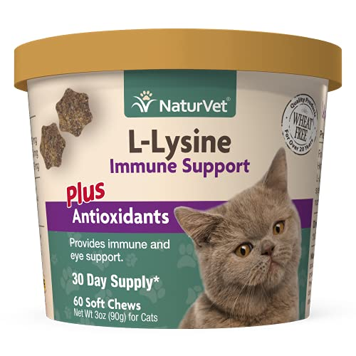 Top 10 best selling list for antioxidant supplement for cats with fiv