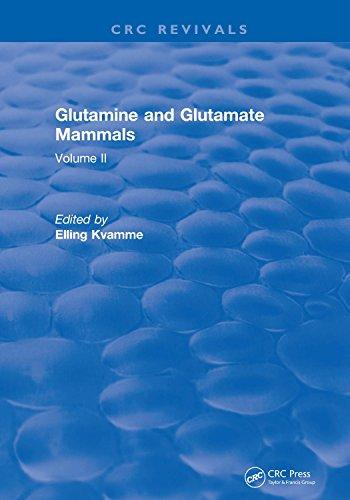 Glutamine and Glutamate Mammals: Volume II (English Edition)
