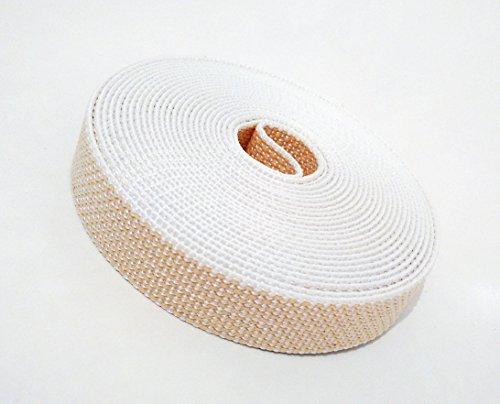 50 m Maxi Rolladengurt beige 23 mm Breite extra stark ROLATEC