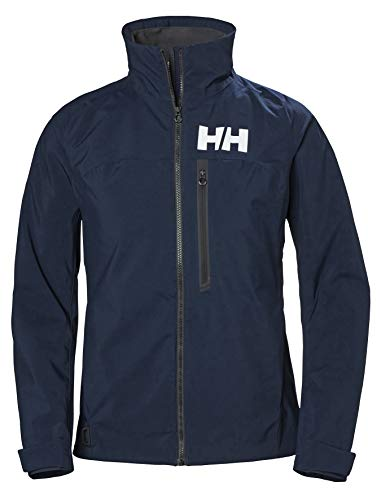 Helly Hansen HP Racing Midlayer Lifaloft Colletto in Pile Marina Sportivo Navigazione Giacca Impermeabile, Donna, Navy, M