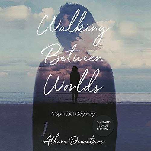 Walking Between Worlds audiobook cover art
