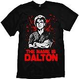 RWYZTX Road House T-Shirt Dalton Based on The 1989 Movie Starring Patrick Swayze