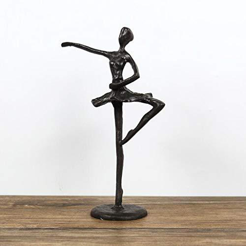 CKH Kreative Ballett-Tanz-Kunst Hintergeschirr Nordic Kleine Wohnzimmer Klassenzimmer Handmade Home Creative-Dekorationen