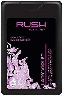 RUSH For Women - Lady Violet - Eau De Parfum - Pocket Perfume - 75% Alcohol - For Women - 16 Ml