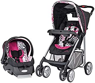 Evenflo Journey lite Travel System with Embrace, Multi Color, 7321559