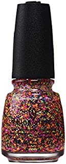 China Glaze Electric Nights Lacquer, Point Me To The Party, 0.5 Fluid Ounce