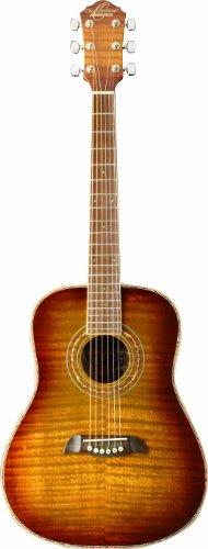 Oscar Schmidt OG1FYS 3/4 Size Dreadnought Acoustic Guitar (High Gloss)
