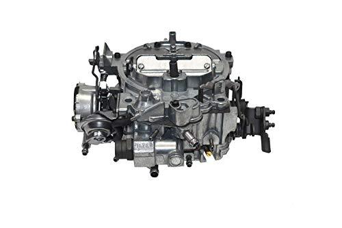 A-Team Performance 1903 Remanufactured Rochester Quadrajet Carburetor 750 CFM 4MV Compatible with GM Chevy Chevrolet 1975-1985 Hot Air Style Choke Carb