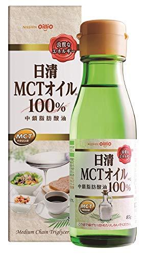 日清オイリオ MCTオイル 85g 6本