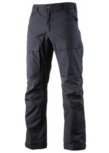 Lundhags Authentic Pant Men - Black/Black - Wanderhose