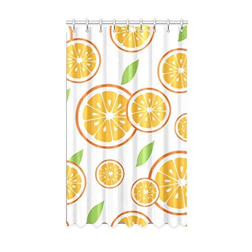 cortinas cocina puerta frutas