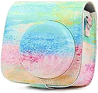 PU Carrying Bag Storage Case Protective Cover Camera Supplies For Fujifilm Instax Mini 8 8+ 9 Instant Film Camera