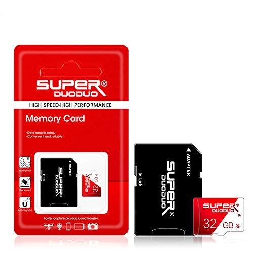 YUHUANG geheugenkaart, 128 GB 64 GB 32 GB 16 GB 8 GB Micro SD-kaart Class10 UHS-1 Flash-kaart Microsd/TF SD-kaart Tablet