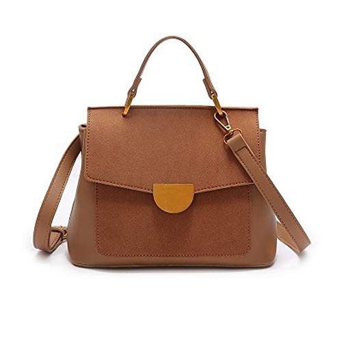 Vintage Suede Women's Handbags High Capacity Messenger Bag Female Leather Shoulder Crossbody Hand Bags