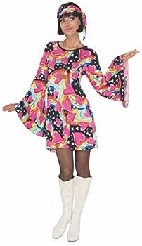 Rubie s womens Go-go Girl Party Supplies As Shown Medium US