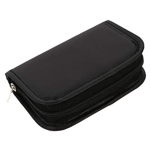 ULTNICE 1Pc Bloeddrukmeter Storage Case Pu Bloedglucosemeter/Monitor Reistas Case Carrying Organisator Voor Thuis Reizen Ziekenhuis
