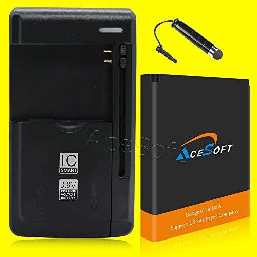 New 4300 mAh Standard Battery Novatel Jetpack MiFi 6630 Verizon Hotspot P N 40123112 001 with product image