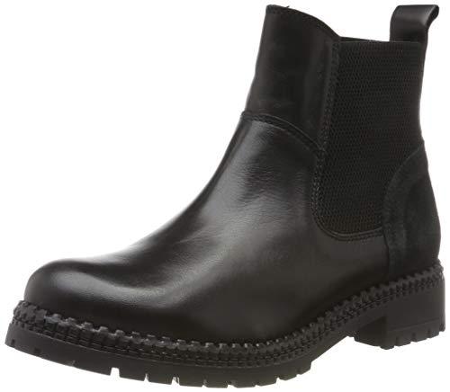 Tamaris Damen 1-1-25446-23 Chelsea Boots, Schwarz (Black Comb 98), 39 EU