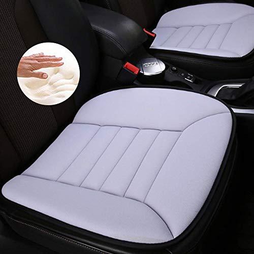 NetEraEU Auto Sitzkissen Orthopädisches Memory Foam Sitzkissen, Stuhlkissen Orthopädisch Cushion für Auto, Büro, Zuhause- & Rollstuhl Sowie Reisen
