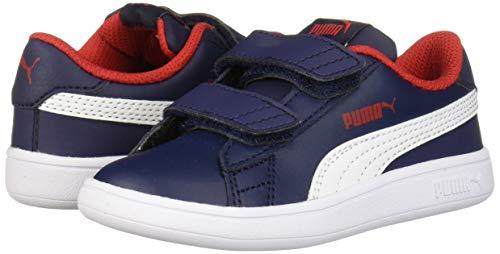 PUMA Kids' Smash Velcro Sneaker