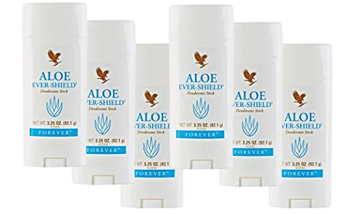 Aloe Ever Shield - Deodorant (6 Pack) by Forever Living