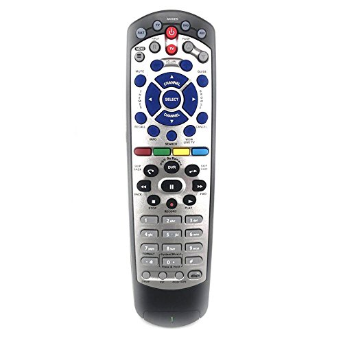 Replacement Dish Network 20.1 IR Satellite Receiver Remote Control