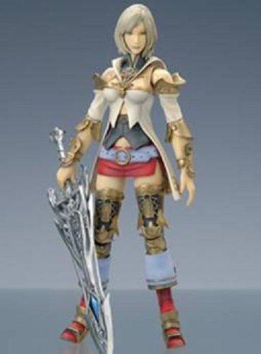 Final Fantasy XII - Ashe Play arts(Japan Import)